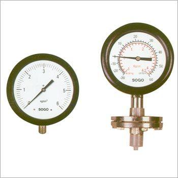Vacuum & Pressure Gauge