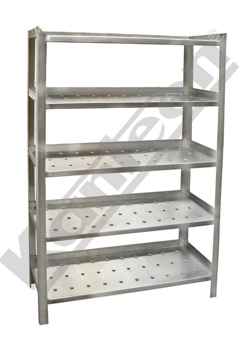 5 Shelf Clean Dish Rack