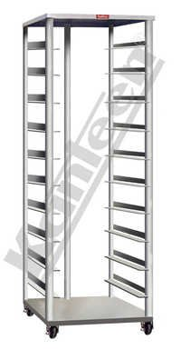 Open Tray Rack Trolley - 20 Trays