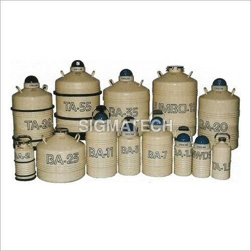 IBP TA Liquid Nitrogen Containers Cryocans