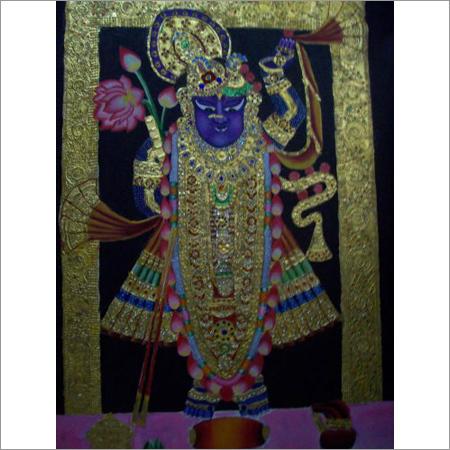 Banke Bihari Painting