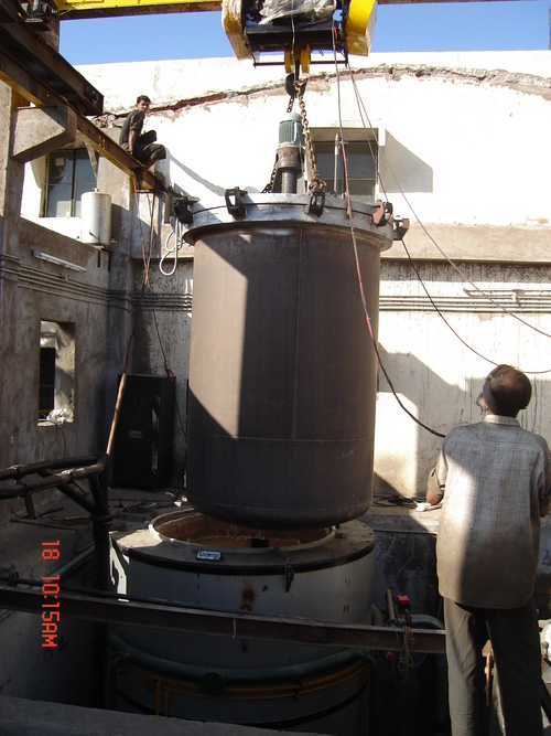 Industrial Annealing Furnaces