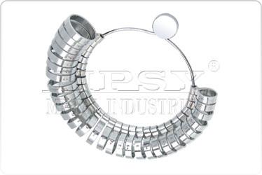 1 to 15 Wide ring Sizer US Standard (29 Pcs. Set)