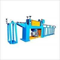 Manual Wire Straightening Machine