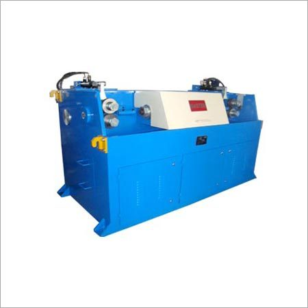 Wire Straightener Machine