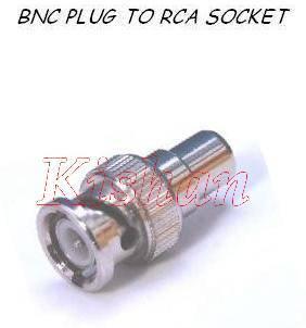 BNC Electrical Connectors & Adaptors