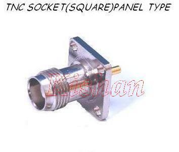 TNC Connectors & Adaptors