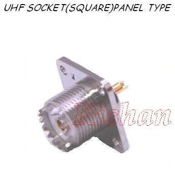UHF Connectors&Adaptors