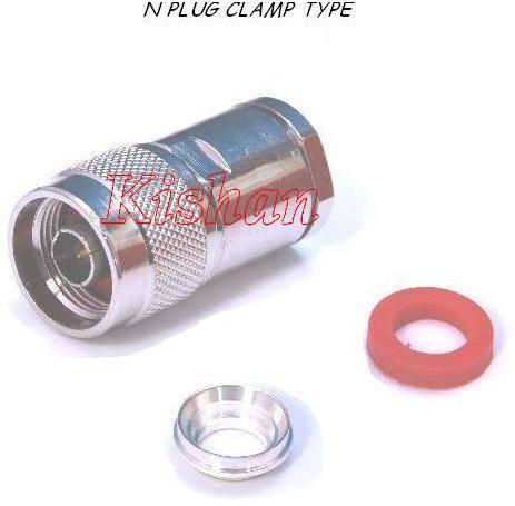 N Plug Clamp Type