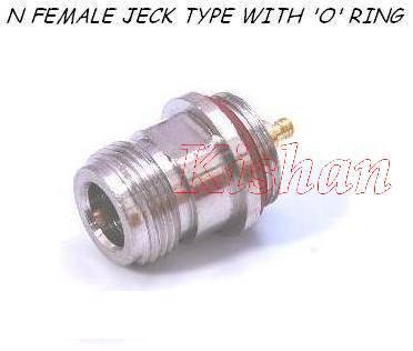 N Female Jack Type