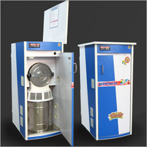 Automatic Stoneless Flour Mill