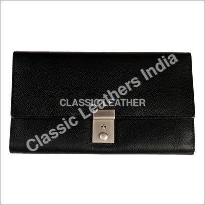 Pure Leather Ladies Wallets