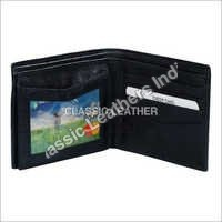 Leather Mens Wallets Purse