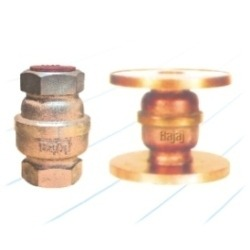 Bronze Vertical Lift Check Valves