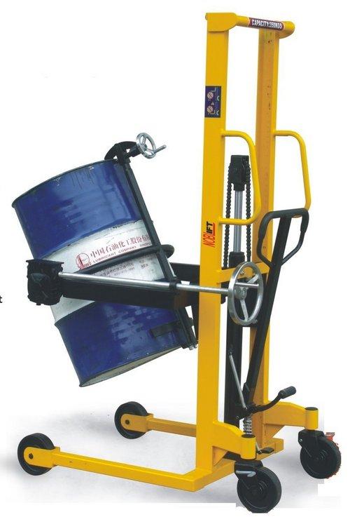 Hyd. Drum Lifting Equipments & Drum Tumbler