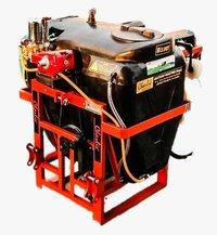 Tractor mounted gunjet sprayer (CH-600-A)
