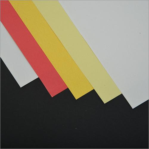 Yellow Art Paper