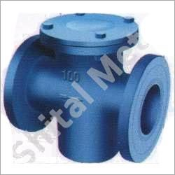 Flanged C.I. Strainer