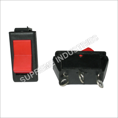 Electrical Rocker Switches