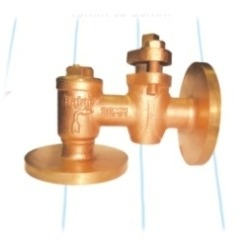 Bronze Combined Cock & Feed Check Valves
