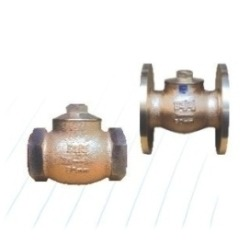 Horizontal Lift Check Valves G.M