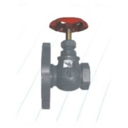 Cast Iron Wheel Valve Mixed Ends