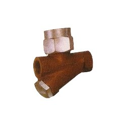 Bronze Steam Trap