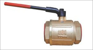 Bajaj Bronze Ball Valve