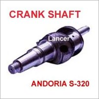 Crank Shaft For Andoria S- 320
