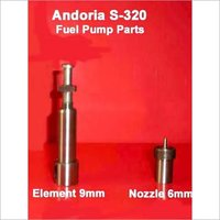 Element , Nozzle For Andoria S-320
