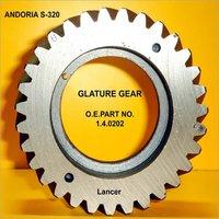 Glature Gear For Andoria S-320