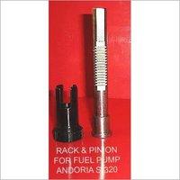 Rack & Pinion For Fuel Pump Of Andoria S-320