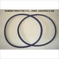 Rubber Ring For Cylinder Liner of Andoria S-320
