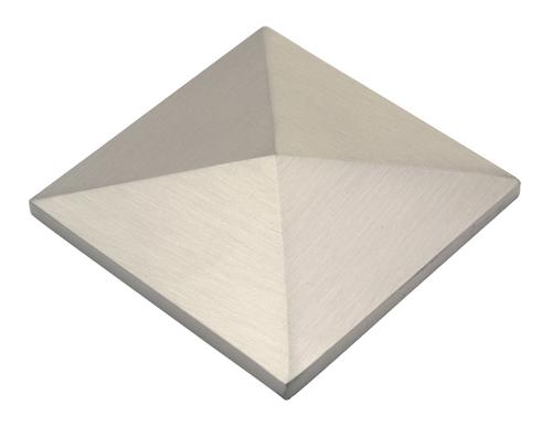 Brass Pyramid Mirror Cap