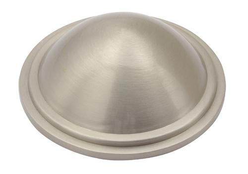 Brass Mirror Dome Cap