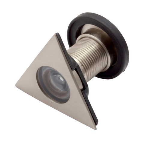 Brass Pyramid Door Eye