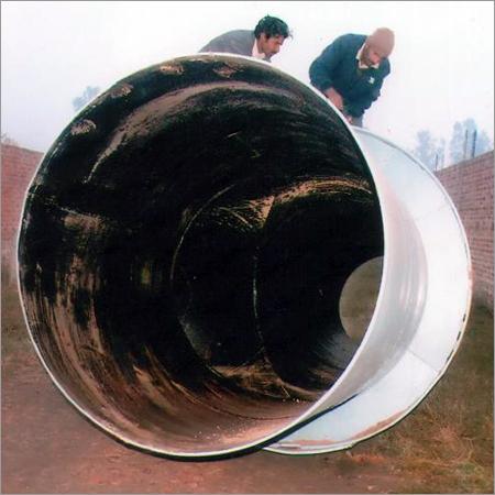 Y-Piece (Penstock Component) Fabrication