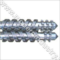 Bimetallic For Twin Screw & Barrel