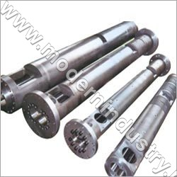 Contra Rotating Parallel Twin Screw & Barrel