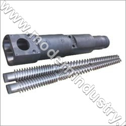 Conical Twin Screw & Barrel