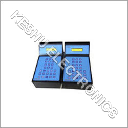 LCD Token Display Boards