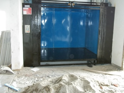 Electro Hydraulic Goods Lift