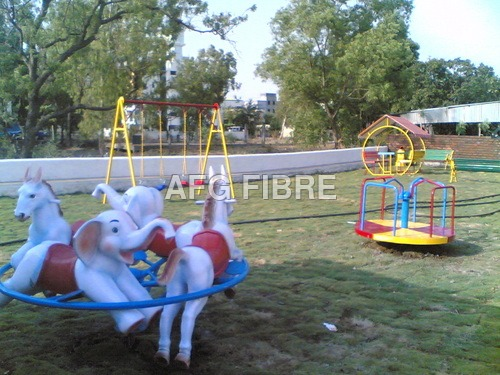 FRP Playing Equipment