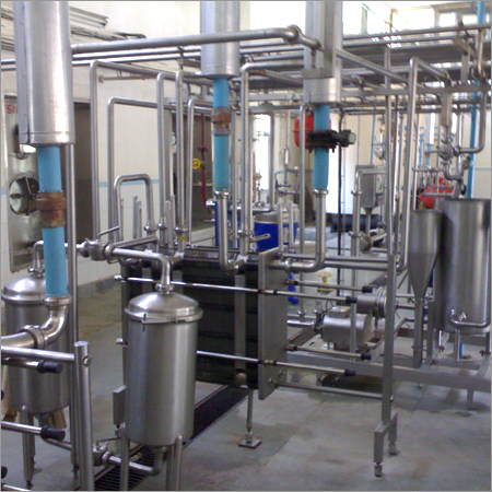 Dairy Plant Equipment