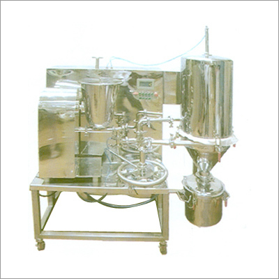 Jet Mill Table Top Lab Model
