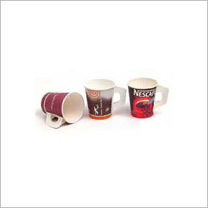 Poly Coated Paper Coffee Cup