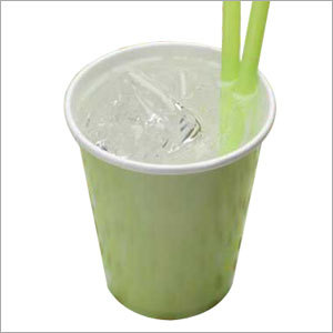 Poly Coated Paper Drinking Water Cup