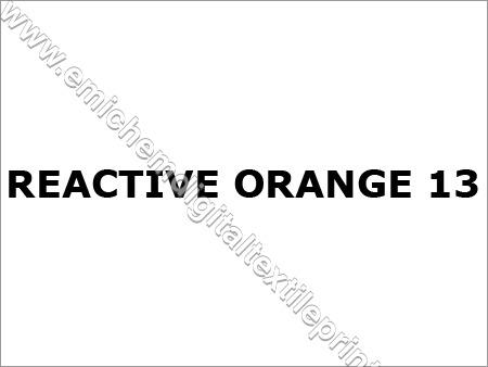 Reactive Orange 13