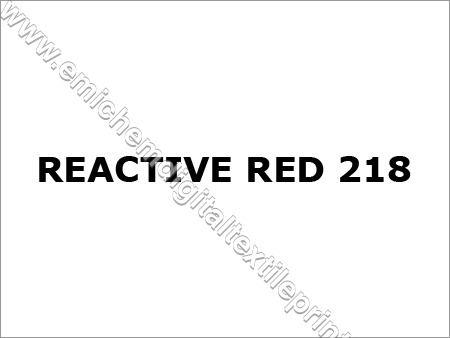 Reactive Red 218