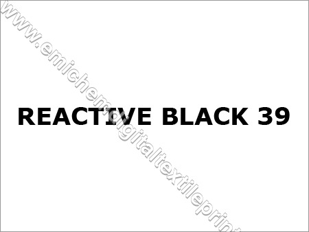 Reactive Black 39